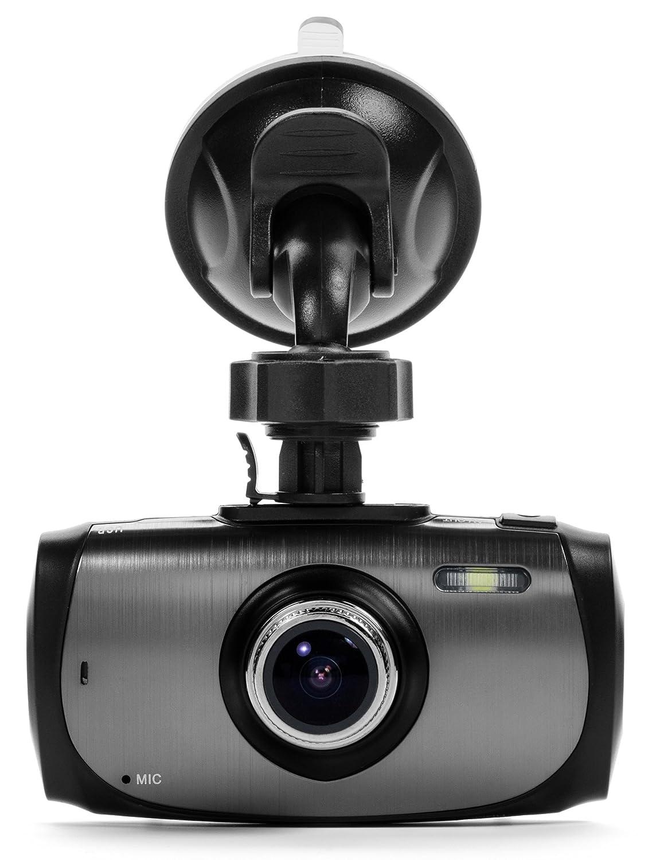 Black Box G1W-X Dashboard Dash Cam - Ultra Wide 170° 4X Zoom 6G Glass Lens - Full HD 1080P 2.7' LCD Car DVR Camera Video Recorder with Parking Mode G-Sensor WDR Night Vision Motion Detection BLACKBOX NETWORK SERVICE