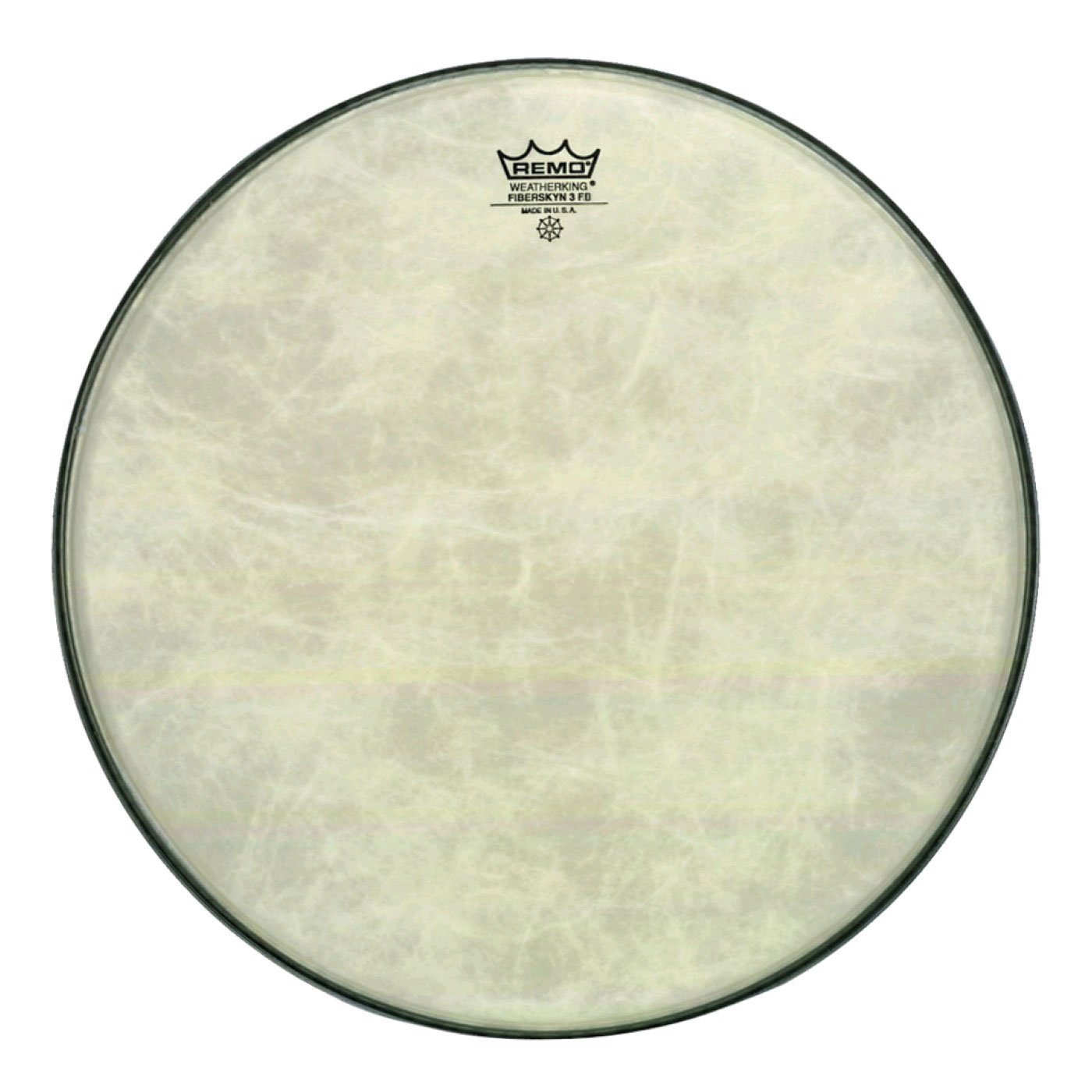 Remo FD1520-00 20-Inch Fiberskyn Diplomat Bass Drum Head