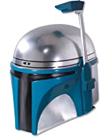 Star Wars Rubie's Costume Deluxe Injection Molded Adult Jango Fett Mask