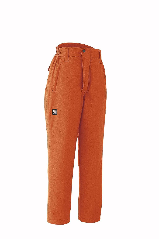 【旭蝶繊維】ASAHICHO デュポン防水防寒着 高性能 防水 極寒パンツ (69400) 【S~4Lサイズ展開】 B00A5ZPGBS L|オレンジ オレンジ L