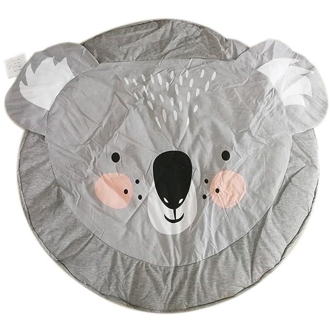 Amazon.com: yevem niños mantas animales Fox bebé acolchado ...