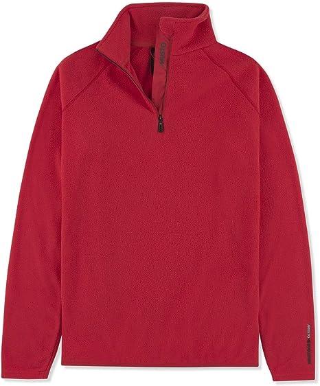 Musto Womens Evolution Half Zip Fleece Jacket - True Red 16 ...