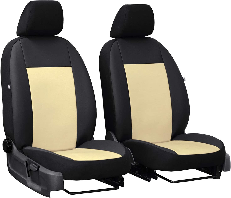 Fiat Fiorino ab 08 1+1 Front  Front Maß  Transporter Sitzbezüge Schonbezüge