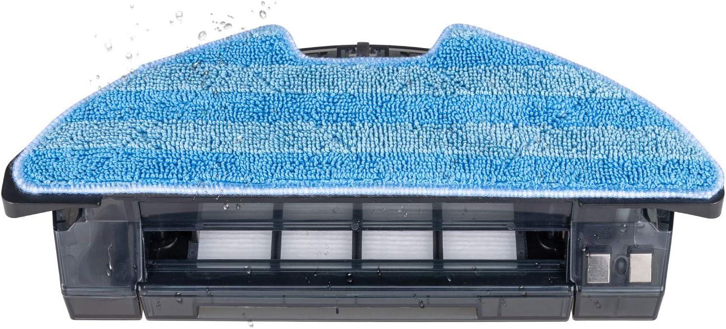 Solo para Bagotte BL509 Silver 3 en 1 Robot aspirador piezas de repuesto Depósito de agua.: Amazon.es: Hogar