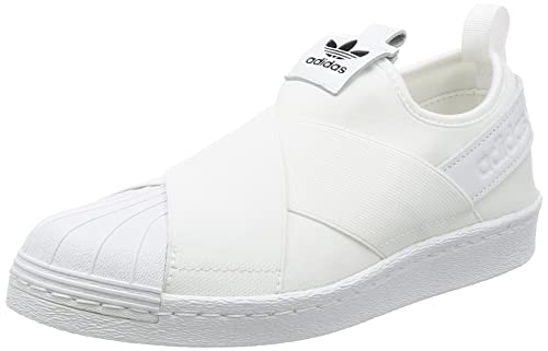 Adidas Superstar Slip On W, Zapatillas de Gimnasia para Mujer: Amazon.es: Zapatos y complementos