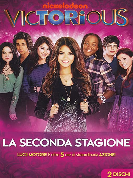Victorious Stagione 02 [2 DVDs] [IT Import]: