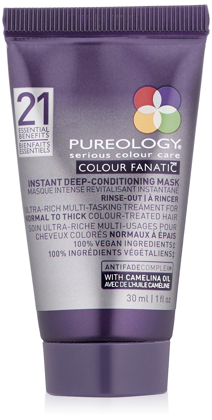 Pureology Colour Fanatic Instant Deep-Conditioning Mask, 1 Fl Oz