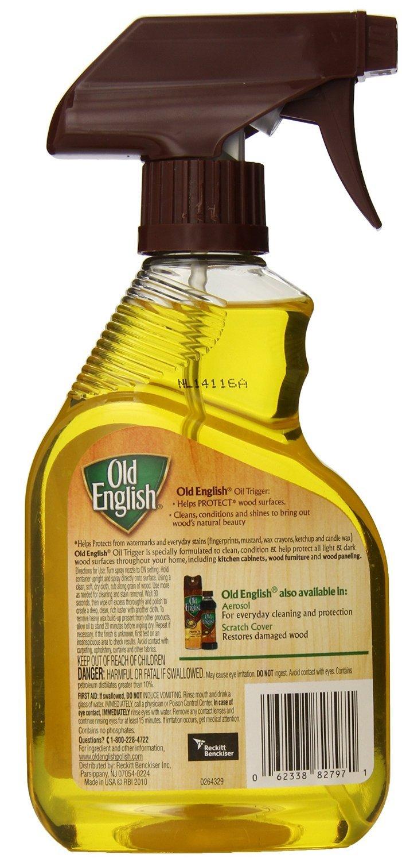 Amazon.com: Old English Lemon Oil Furniture Polish, 16 fl oz ...