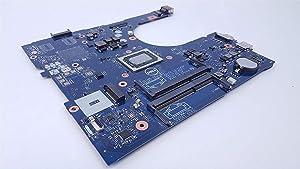 LA-Tronics Replacement Part for Dell Inspiron 15 5555 Laptop Motherboard AMD A10-8700P 1.8GHz CPU GD4HR LA-C142P