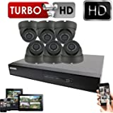 Hikvision Cctv System 1080p Full Hd Kit Package Inc 1tb