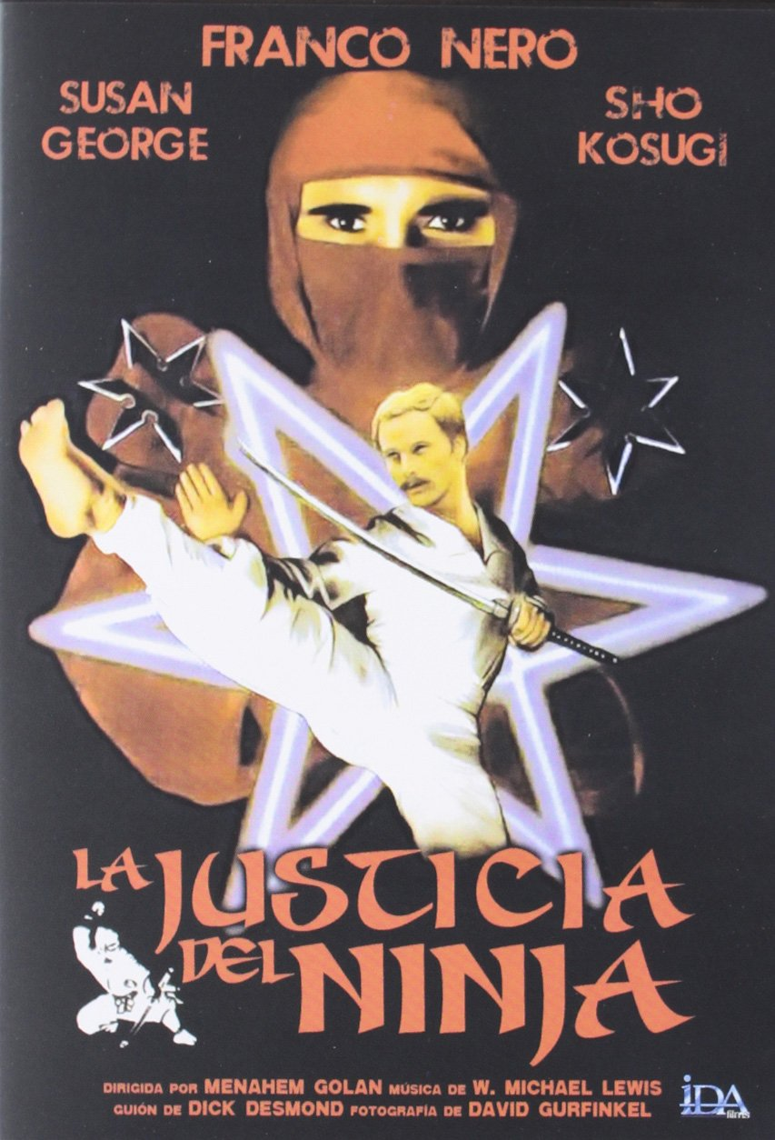 Amazon.com: La Justicia De Un Ninja (Import Movie) (European ...