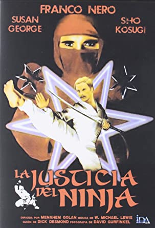 La Justicia del Ninja [DVD]: Amazon.es: Varios: Cine y Series TV