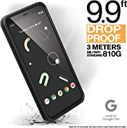 Catalyst - Official Made for Google Pixel 4 XL Case (2019), Clear Back, 9.9ft Drop Proof, Compatible with Wireless Charging,