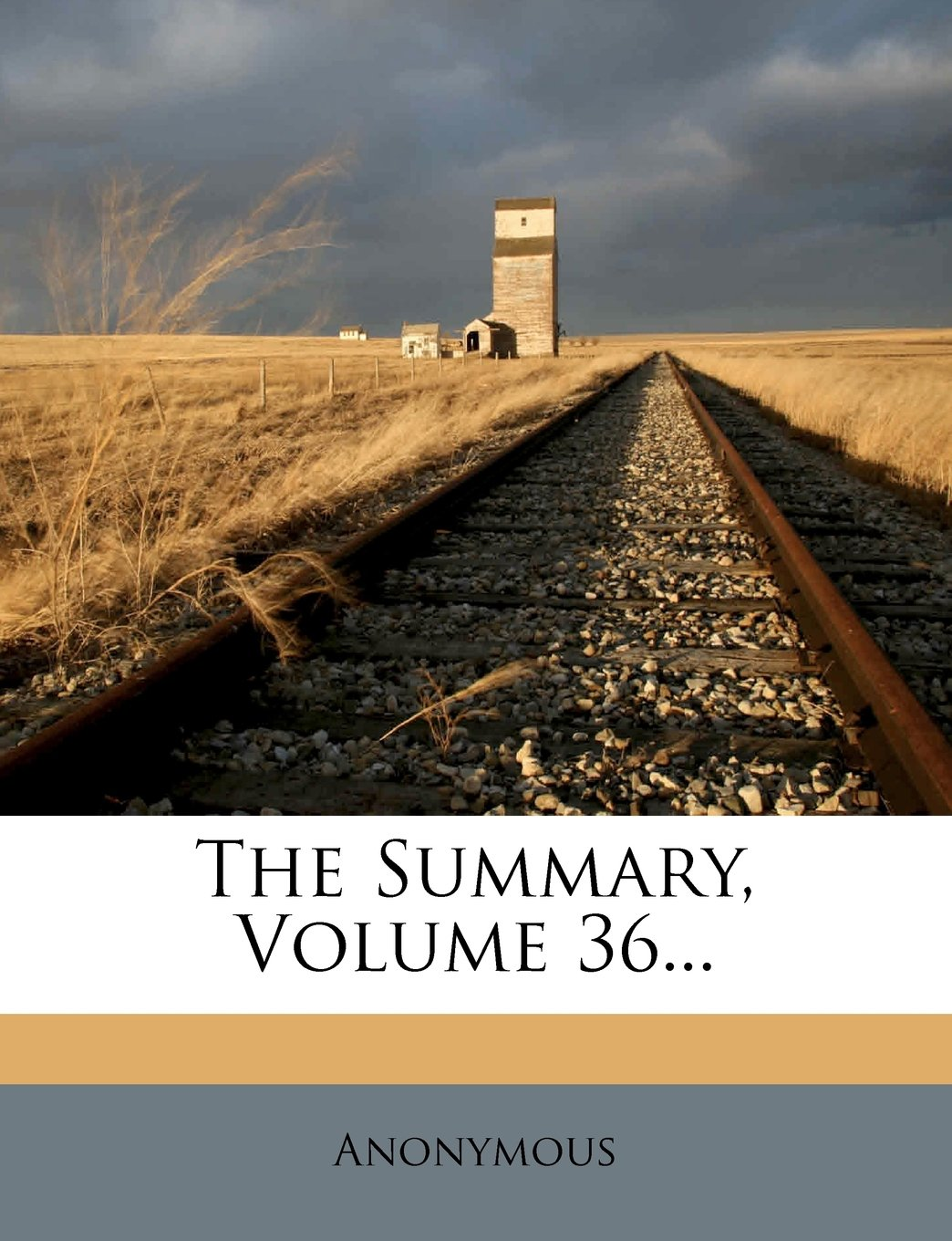 Download The Summary, Volume 36... ebook