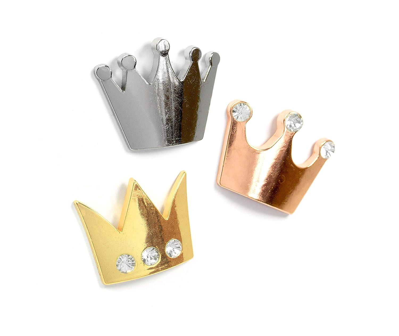 Colori Assortiti Trendform magneti Crown Set da 3