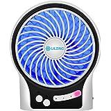 Fan Portable USB Fan Mini Desktop Desk Table Electric Rechargeable Fan for laptop room office outdoor travel