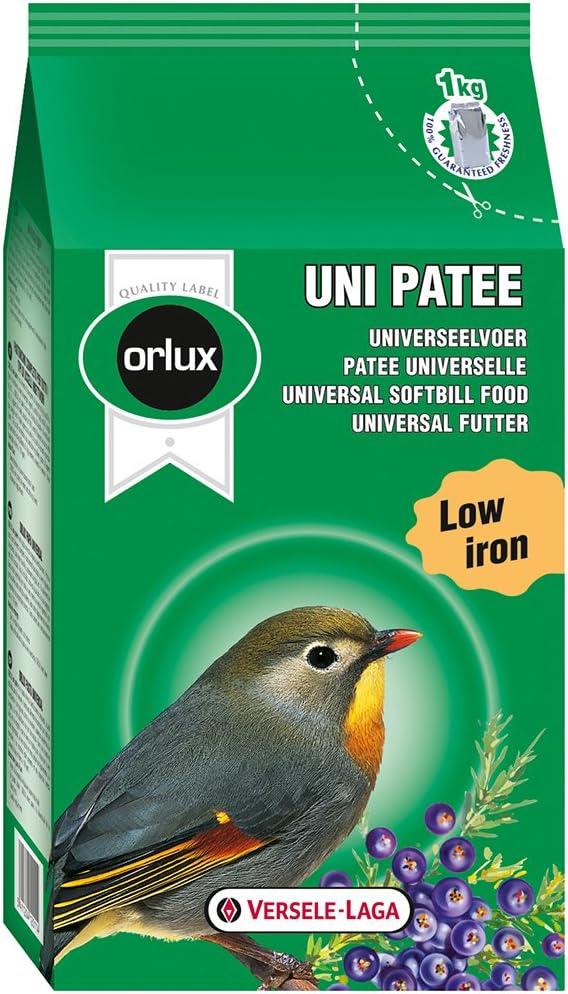 Versele-laga Orlux alimento húmedo Universal para pájaro 1kg