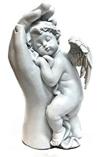 Amazon.com: Loves Child Angel Cupid Home Decor Cherub Statue Baby ...