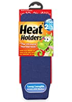 Heat Holders - Chaussettes -  - Uni Fille Multicolore Bigarré 2-5 Uk, 34-39 Eur, 2-8 US Age 8 years +