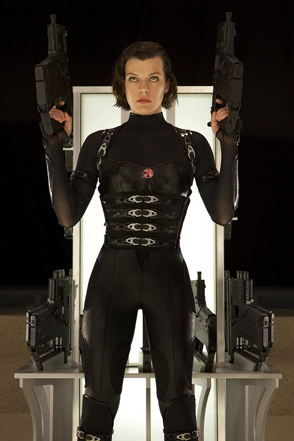 Resident Evil Retribution Alice Suit Alice Resident Evil Costume