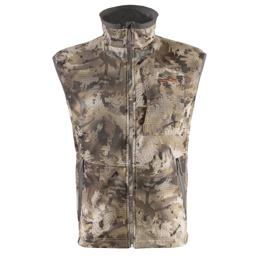 Sitka Dakota Vest, Optifade Waterfowl, XXX Large