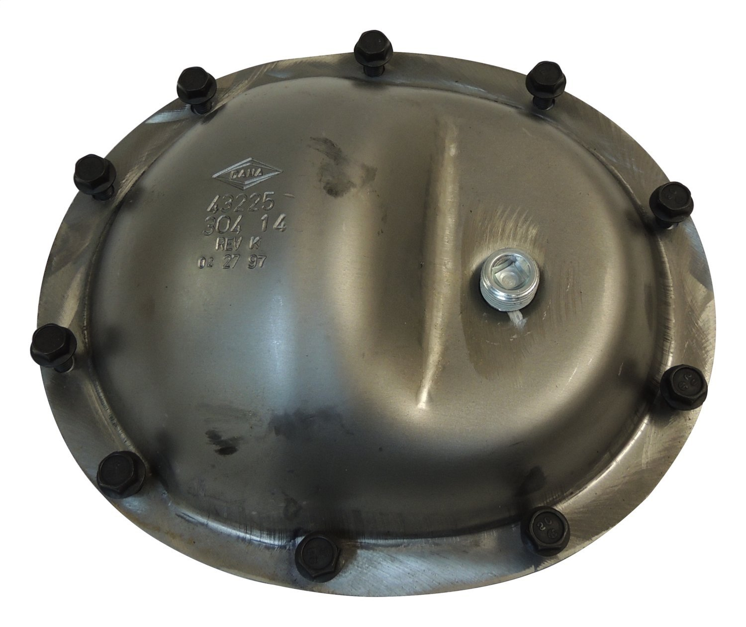 Crown Automotive 5252493 Differential Cover by Crown Automotive