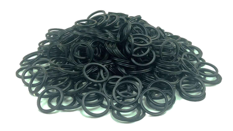 Sur-Seal XP75VIT226 226 75D Quad Ring Viton//FKM Black
