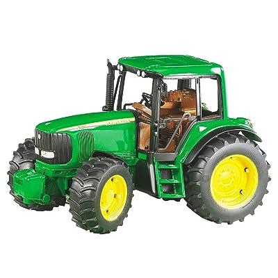 BRUDER - 02050 - Tracteur JOHN DEERE 6920 - Vert