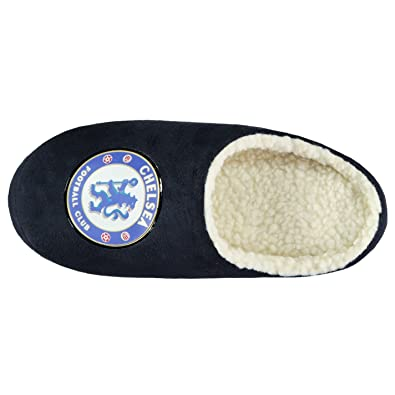 d922ccc6cf9 Premier League Football Club Teams Slippers Warm Soft Lined  Adults Junior Childrens Mens