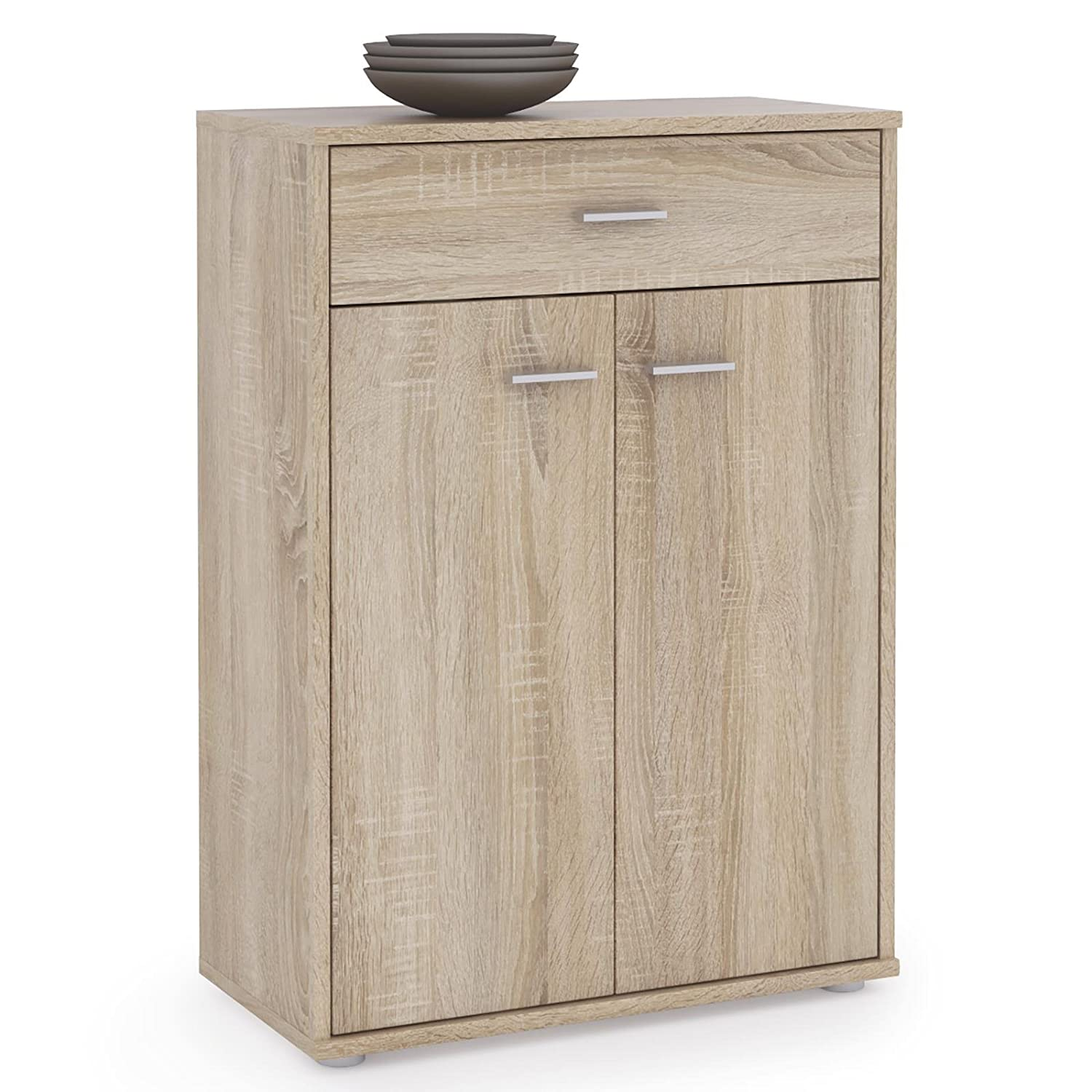 Kommode schmal hoch  Kommoden & Sideboards | Amazon.de