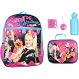Nickelodeon Jojo Siwa Life's A Party Sweet Celebrations Graphic Backpack 5 PC Mega Set