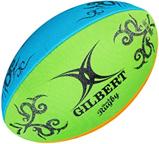 Gilbert Ballon de Beach Rugby (Taille 5) Multicolore Taille 4 Grays 41038105