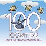 100 Contes, Fables Et Petites Histoires (Coffret 4 CD)