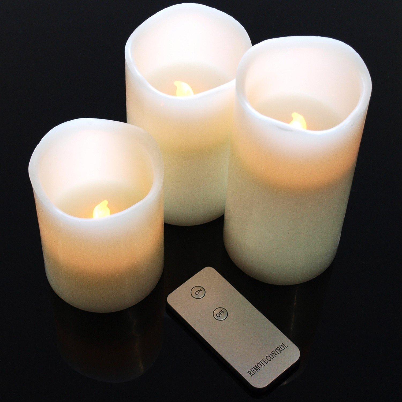 71ItFgHvvXL._SL1500_ Elegantes Elektrische Kerzen Mit Fernbedienung Dekorationen