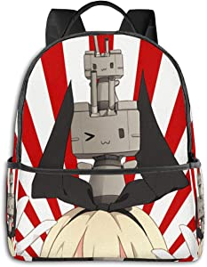 Anime & Kancolle Shimakaze Victory Student School Bag School Cycling Leisure Travel Camping Outdoor Backpack