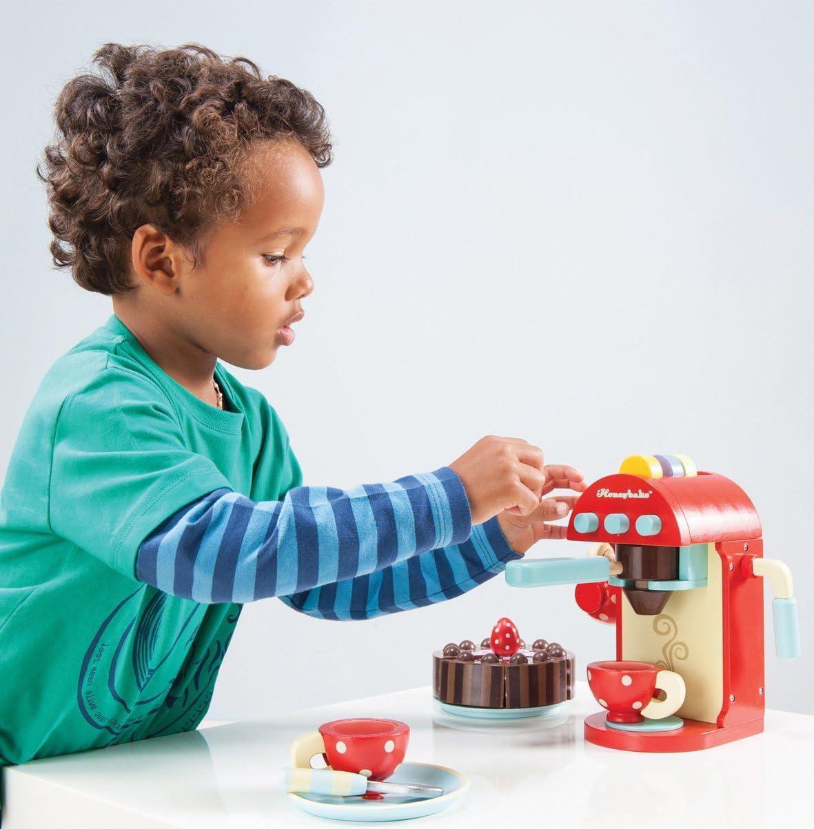 Le Toy Van Máquina De Café Juguete Infantil Material Madera ...