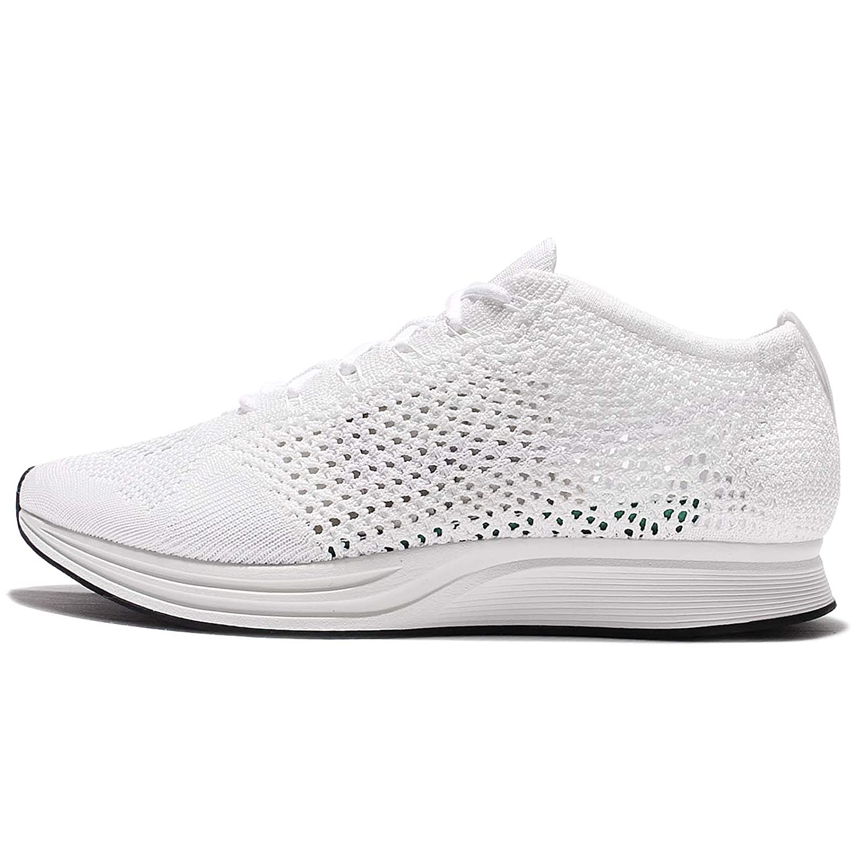 Nike Herren Laufschuhe  405 EU|Wei?/Grau (White/White-sail-pure Platinum)