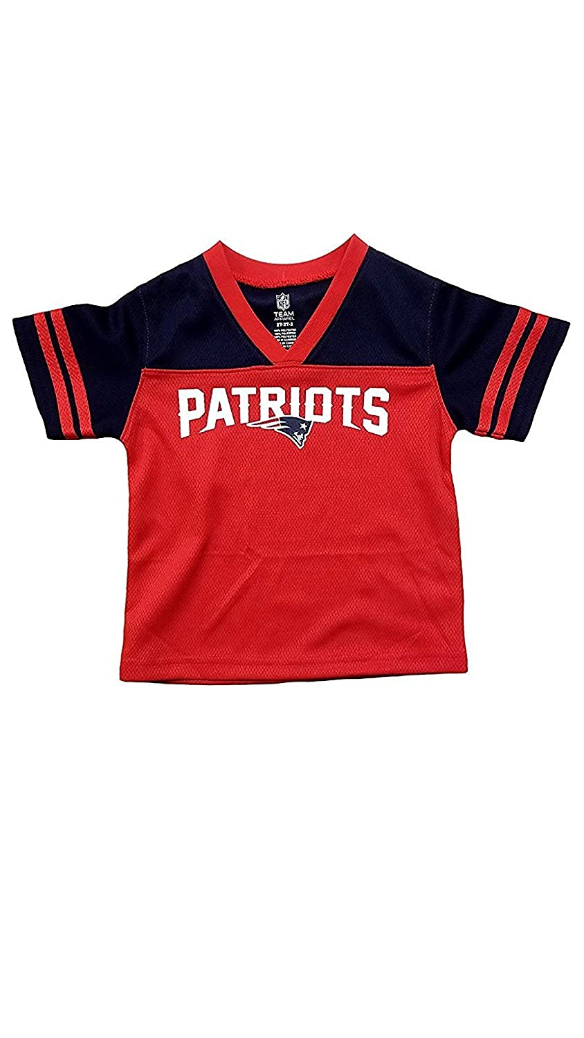 cheap for discount 86eff 2ff74 Amazon.com: Outerstuff New England Patriots Red Boys Youth ...