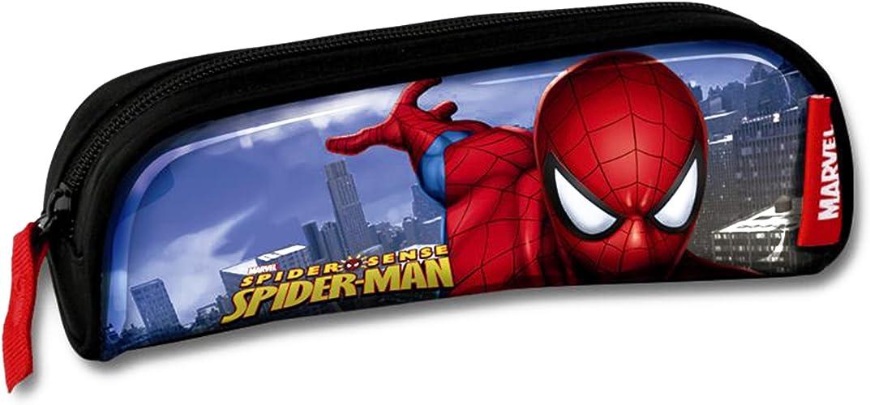 North Star Estuche Spiderman Multicolor: Amazon.es: Zapatos y complementos