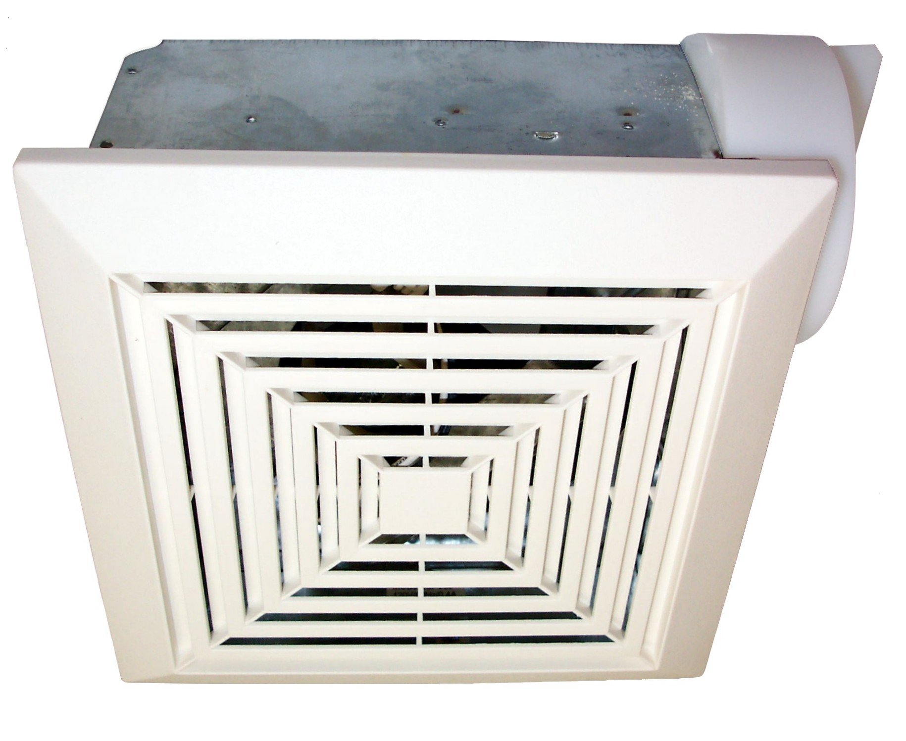 USI Electric BF-1104 Bath Exhaust Fan with Custom-Designed Motor, 110 CFM by Universal Security Instruments