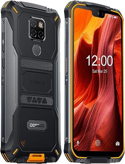 DOOGEE S68 Pro Teléfono Móvil Libre Resistente, Helio P70 Octa ...