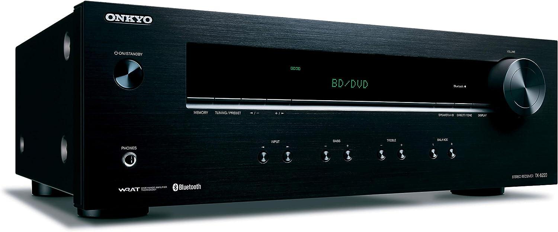 Amazon.com: Onkyo TX-8220 - Receptor estéreo de 2 canales ...