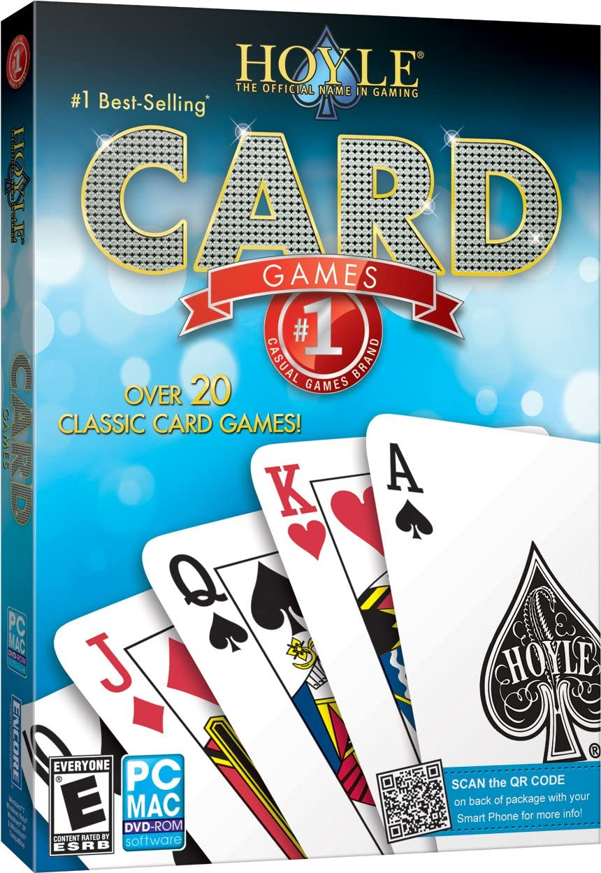 Amazon Com Encore Software Hoyle Card Games 2012 Amr Software