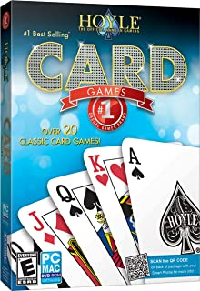 Amazon com: Hoyle Card Games 2008 [Old Version]: Software