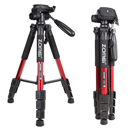 Zomei cámara de Viaje Q-111 trípode Ligero para cámara réflex ...