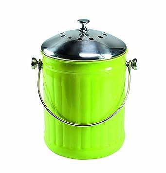 Komposter Küche   Contento 672031 Bio Buddy Mini Komposter Amazon De Kuche Haushalt