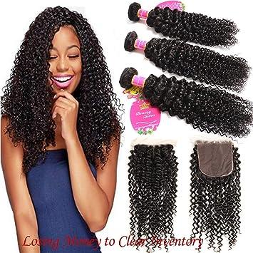 Human Hair Weaves Kind-Hearted March Queen Brazilian Curly Hair Weave Bundles #27 Honey Blonde Color 100% Human Hair 3 Bundles 10-24 Hair Extensions 100% Original