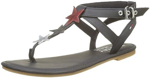 Hilfiger Denim Flat Glitter Badge amazon-shoes Jeans La Venta De La Más Barata 2018 El Nuevo Precio Barato YvIfp6m