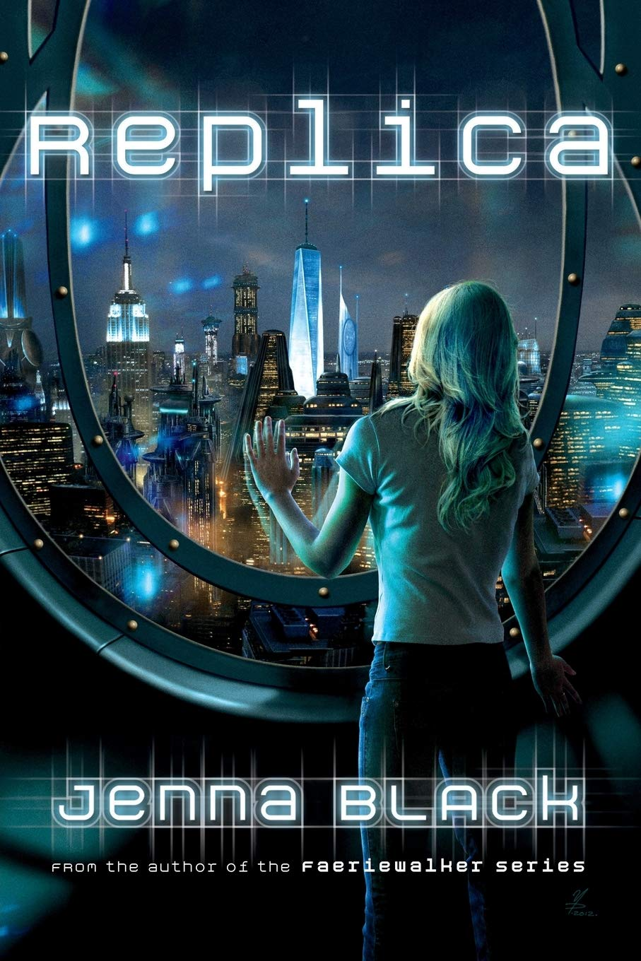 Amazon.com: Replica (9780765333711): Jenna Black: Books