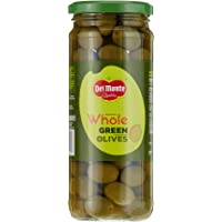 Delmonte Whole Green Olives, 450g
